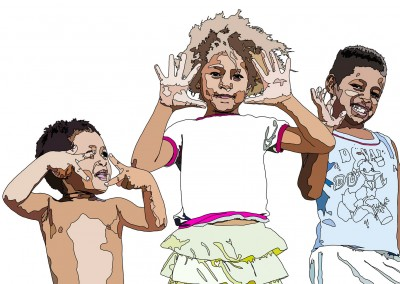 Kioa Island Kids, 2014