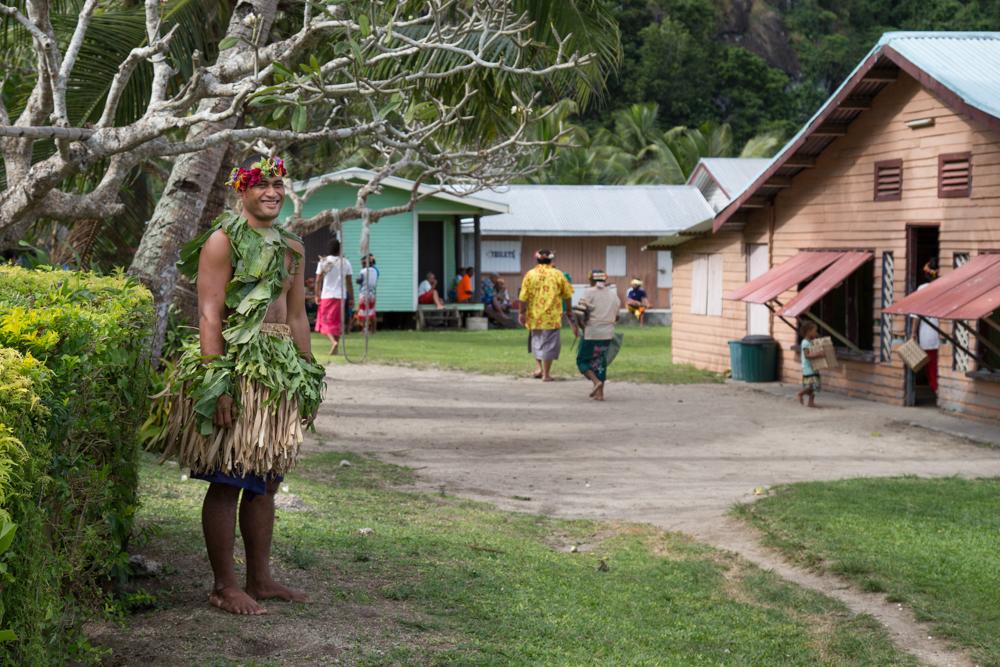 Video: Visiting Kioa Island in Fiji