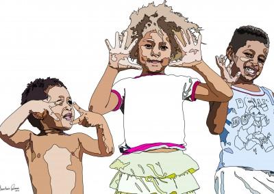 Kioa Island Kids