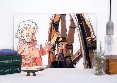 Artwork in context