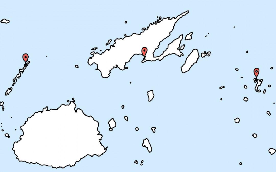 My Top 3 Destinations in Fiji