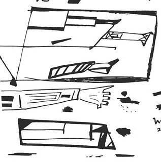 Harding's doodle