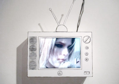 Morbid Café TV, 2009 - 3D drawing and a video compilation