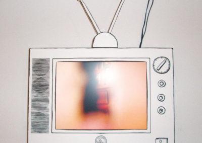 Morbid Café TV, 2004-2009 - 3D drawing and video