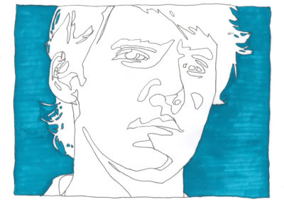 Untitled - first experiments (Milo Ventimiglia)